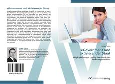 Bookcover of eGovernment und aktivierender Staat