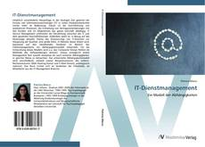 Bookcover of IT-Dienstmanagement