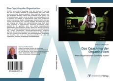 Couverture de Das Coaching der Organisation