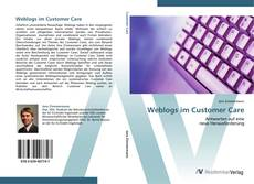 Portada del libro de Weblogs im Customer Care
