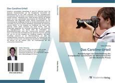 Bookcover of Das Caroline-Urteil