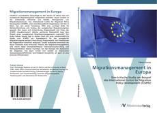 Capa do livro de Migrationsmanagement in Europa