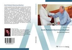 Bookcover of Arzt-Patient-Kommunikation