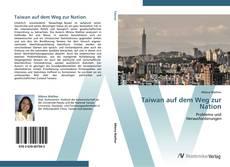 Taiwan auf dem Weg zur Nation kitap kapağı