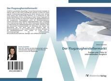Capa do livro de Der Flugzeugherstellermarkt