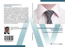 Bookcover of Horizontale Kooperation im Einzelhandel