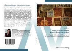 Merchandising in Kulturinstitutionen的封面