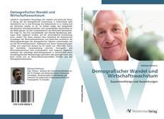 Capa do livro de Demografischer Wandel und Wirtschaftswachstum