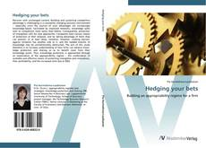 Capa do livro de Hedging your bets