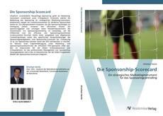 Bookcover of Die Sponsorship-Scorecard
