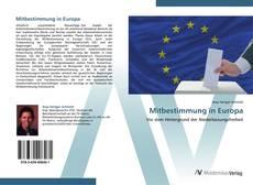 Buchcover von Mitbestimmung in Europa