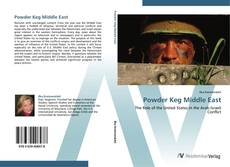 Bookcover of Powder Keg Middle East