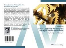 Bookcover of Ernst Cassirers Philosophie der symbolischen Formen