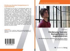 Capa do livro de Förderung Sozialer Kompetenzen in Jugendzentren