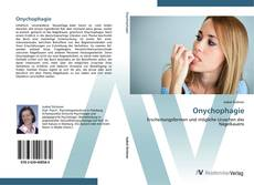 Buchcover von Onychophagie