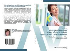 Portada del libro de Die Migrations- und Integrationspolitik in Deutschland und Schweden