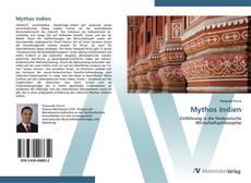 Capa do livro de Mythos Indien