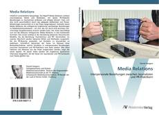 Bookcover of Media Relations
