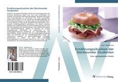Buchcover von Ernährungssituation der Dortmunder Studenten