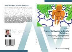 Buchcover von Social Software in Public Relations