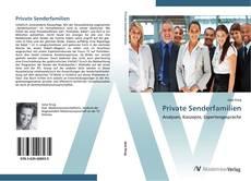 Обложка Private Senderfamilien