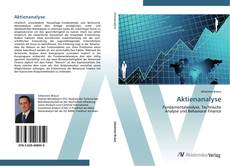 Bookcover of Aktienanalyse