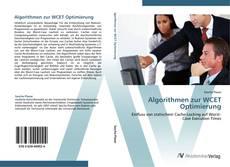 Обложка Algorithmen zur WCET Optimierung