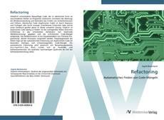 Buchcover von Refactoring