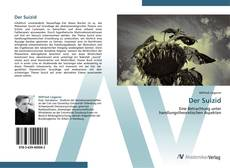 Buchcover von Der Suizid