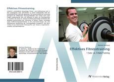 Bookcover of Effektives Fitnesstraining