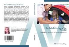 Buchcover von Der Fahrlehrerberuf im Wandel