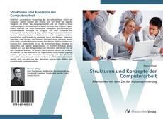 Bookcover of Strukturen und Konzepte der Computerarbeit