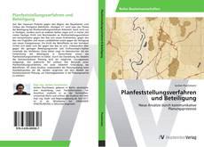 Copertina di Planfeststellungsverfahren und Beteiligung
