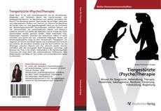 Bookcover of Tiergestützte (Psycho)Therapie