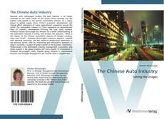 Bookcover of The Chinese Auto Industry