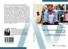 Couverture de Der Diplomstudiengang Pädagogik