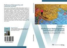 Preference Heterogeneity and Industrial Location的封面