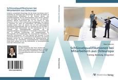 Portada del libro de Schlüsselqualifikationen bei Mitarbeitern aus Osteuropa