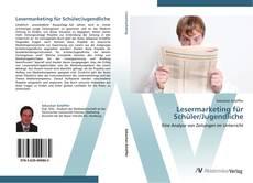 Lesermarketing für Schüler/Jugendliche kitap kapağı
