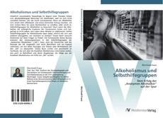 Capa do livro de Alkoholismus und Selbsthilfegruppen