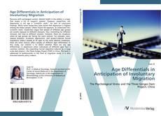 Buchcover von Age Differentials in Anticipation of Involuntary Migration