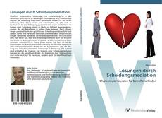 Bookcover of Lösungen durch Scheidungsmediation