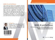 Portada del libro de BASEL III und Raiffeisen