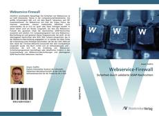 Bookcover of Webservice-Firewall