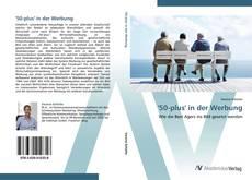 Bookcover of '50-plus' in der Werbung