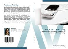 Buchcover von Permission Marketing