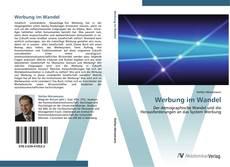 Buchcover von Werbung im Wandel