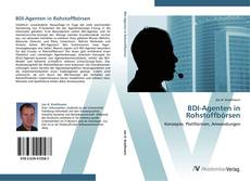 Capa do livro de BDI-Agenten in Rohstoffbörsen
