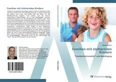 Couverture de Familien mit stotternden Kindern