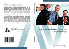 Bookcover of Multinationale Unternehmen